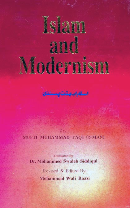 Islam and Modeernism book cover