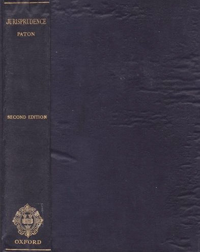 george patton OZ jurist religion is basis of laws and values  book cover